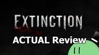 Extinction ACTUAL Game Review