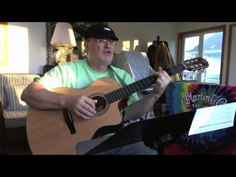 960 - The Dangling Conversation - Simon and Garfunkel cover with chords and lyrics
