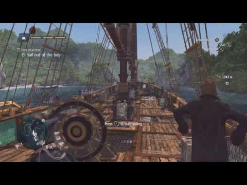 Assassin's Creed 4 - Episode 1 - Captain Jack Sparrow