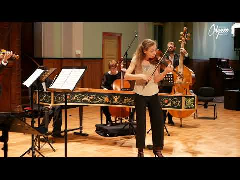 Johann Sebastian Bach: Concerto for Violin and Strings, BWV 1052r (Adagio - Allegro)