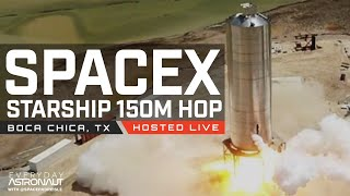 [SCRUB DONT WATCH] Watch SpaceX hop Starship SN-5!