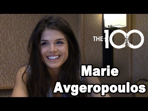 The 100 - Marie Avgeropoulos Interview