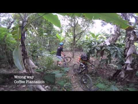 MTB BALI DOWNHILL VOLCANO TO BEACH