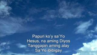 Worthy Is The Lamb  (hillsong) Tagalog Version