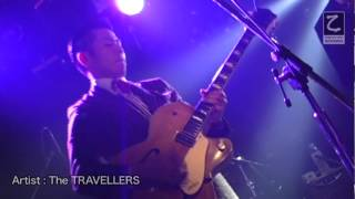 【The TRAVELLERS】 Live at KINOTO (前半)