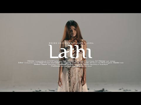 Weird Genius - Lathi (ft. Sara Fajira) Official Music Video