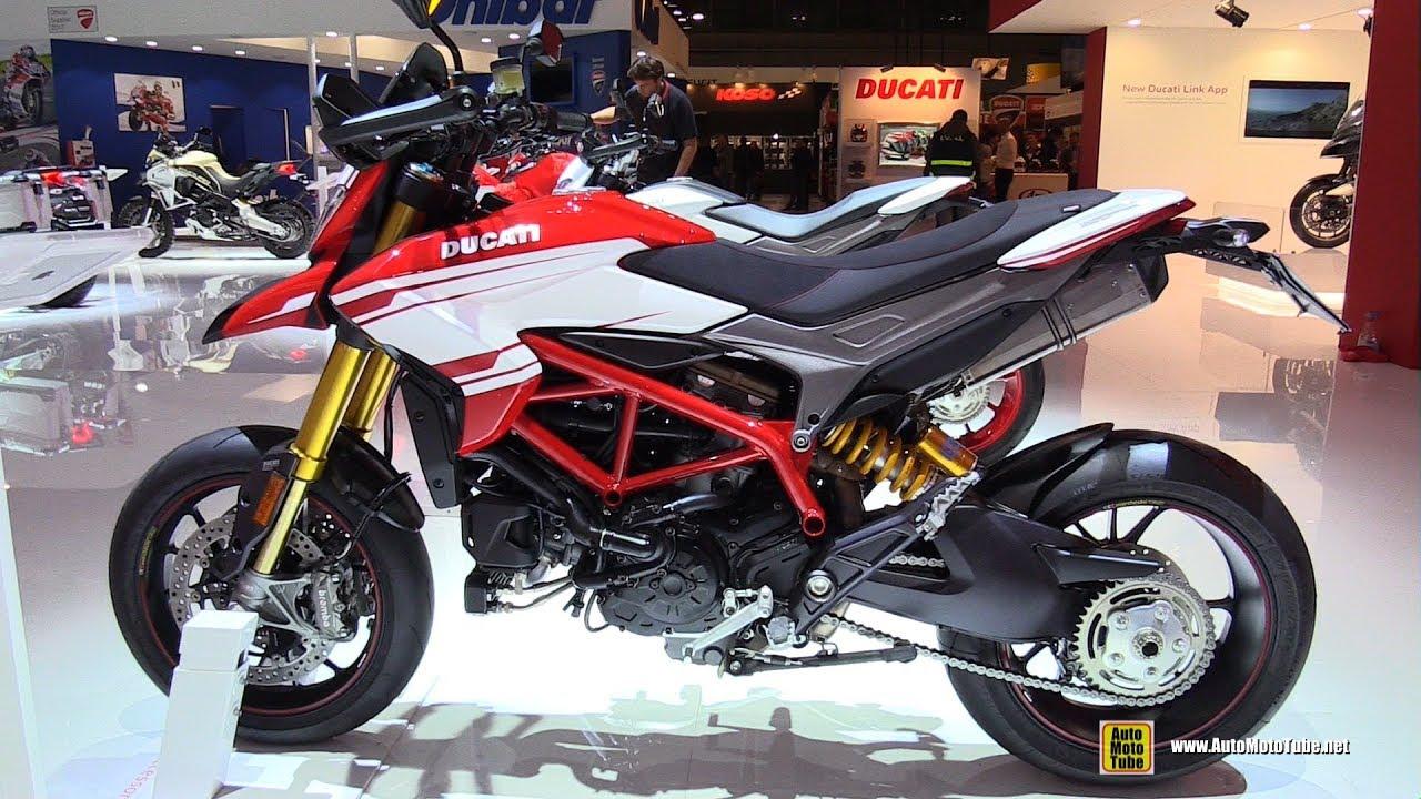 2018 Ducati Hypermotard 939 Sp Walkaround 2017 Eicma Motorcycle