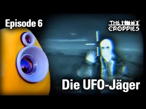 The Croppies Folge 6: Die UFO-Jäger - jetzt exklusiv im ExoMagazin!