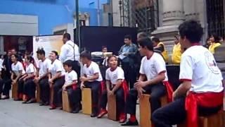 """Cajones del Perú  """"Danzas de mi Tierra"""" Tel: 5720731"""