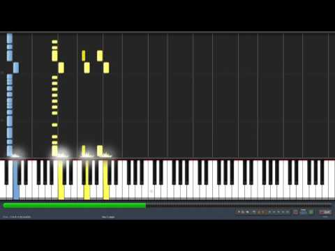 Dying Breed - Five Finger Death Punch - Synthesia Piano Playthrough + MIDI File
