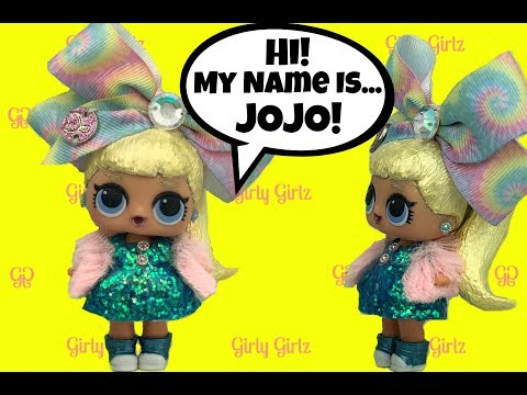 JOJO SIWA Boomerang CUSTOM LOL Dolls SHOP at BUILD A BEAR + Pt 2 Midnight's Dream
