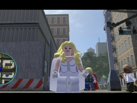 LEGO Marvel Super Heroes (PS4) - Emma Frost Unlocked ...