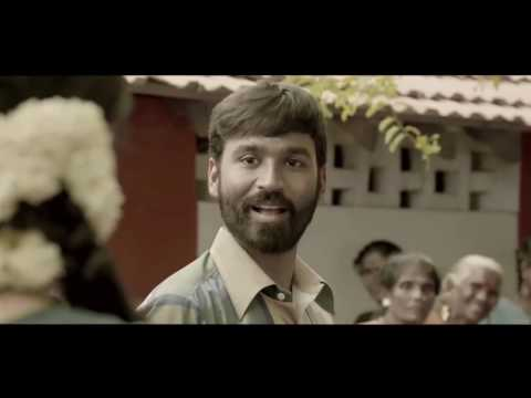 Powerpandi Dialogue Scene Rajkiran,Dhanush,Madonna Sebastian