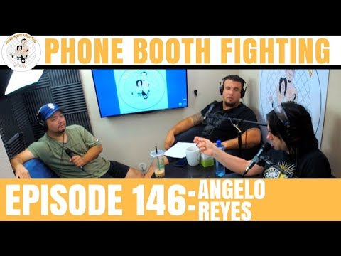 Phone Booth Fighting Episode #146 - Angelo Reyes