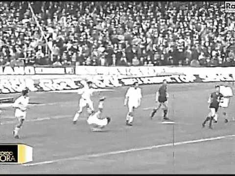 Napoli - Fiorentina 1-3, serie A 1968-69