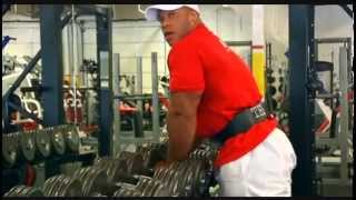 Phil Heath: Journey To The Olympia 1/9