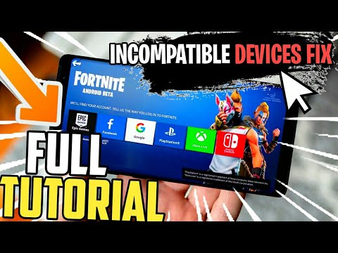 Fortnite Android Beta For All Devices