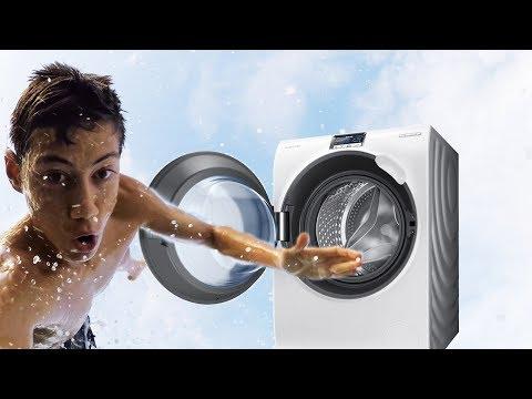 Going In The Washing Machine
