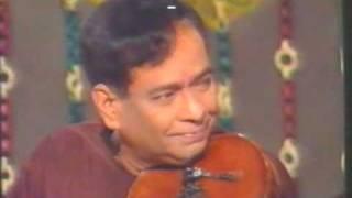Dr.M.Balamuralikrishna Viola. Rama Nee Pai 1/2