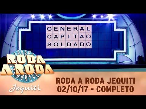 Roda A Roda Jequiti (02/10/17) | Completo