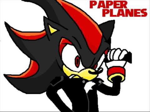 Shadows Paper Planes