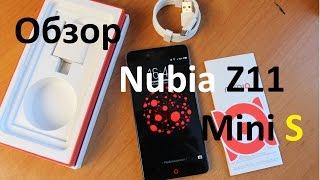 Обзор Nubia Z11 Mini S телефон с отличной камерой