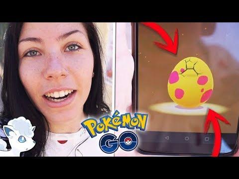ABRIENDO HUEVOS ALOLA en Pokemon Go!! | SoninGame thumbnail