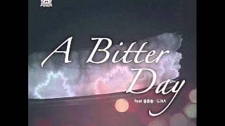 "Gambar cover [Audio/Lyrics] Hyun Ah's ""A Bitter Day"" feat Junhyung and G.NA"
