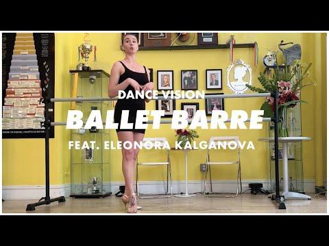 Ballet Barre Exercises with Eleonora Kalganova   Argentine Tango