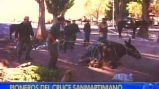 Cruce Sanmartiniano - Canal 8 San Juan