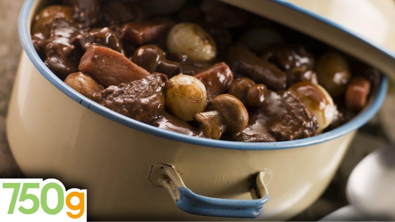 Comment cuisiner boeuf bourguignon - Comment cuisiner le boeuf ...