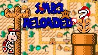 SMB3 RELOADED [#2] • New Super Mario Bros. 3 ROM Hack (Playthrough)