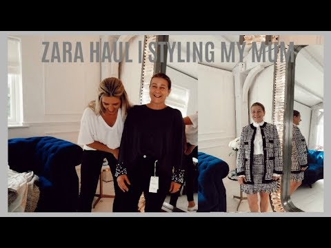 Baixar STYLING MY MUM  WITH A CAPSULE COLLECTION  | ZARA HAUL  | IAM CHOUQUETTE