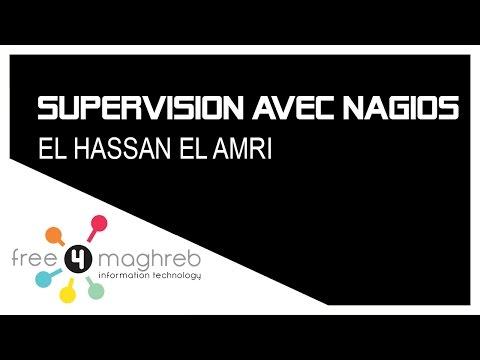 1 - Introduction formation Nagios - El Hassan EL AMRI