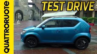 Nuova Suzuki Ignis 2017: il test drive di Quattroruote