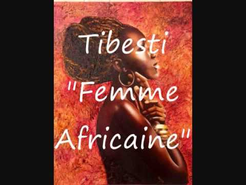 Femme africaine, Tibesti