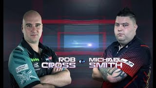 2018 Melbourne Darts Masters Quarter Final Cross vs Smith