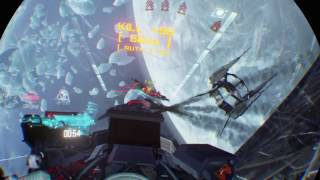 EVE: Valkyrie™ - Fly By