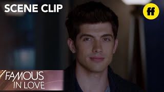 Famous in Love | Season 1, Episode 6: Nina, Rainer, and Alan's Meeting in China | Freeform