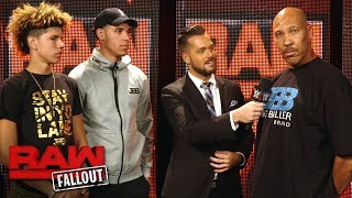 Video The Miz Shoots On LaVar Ball WWE Raw Segment download MP3, 3GP, MP4, WEBM, AVI, FLV Februari 2018
