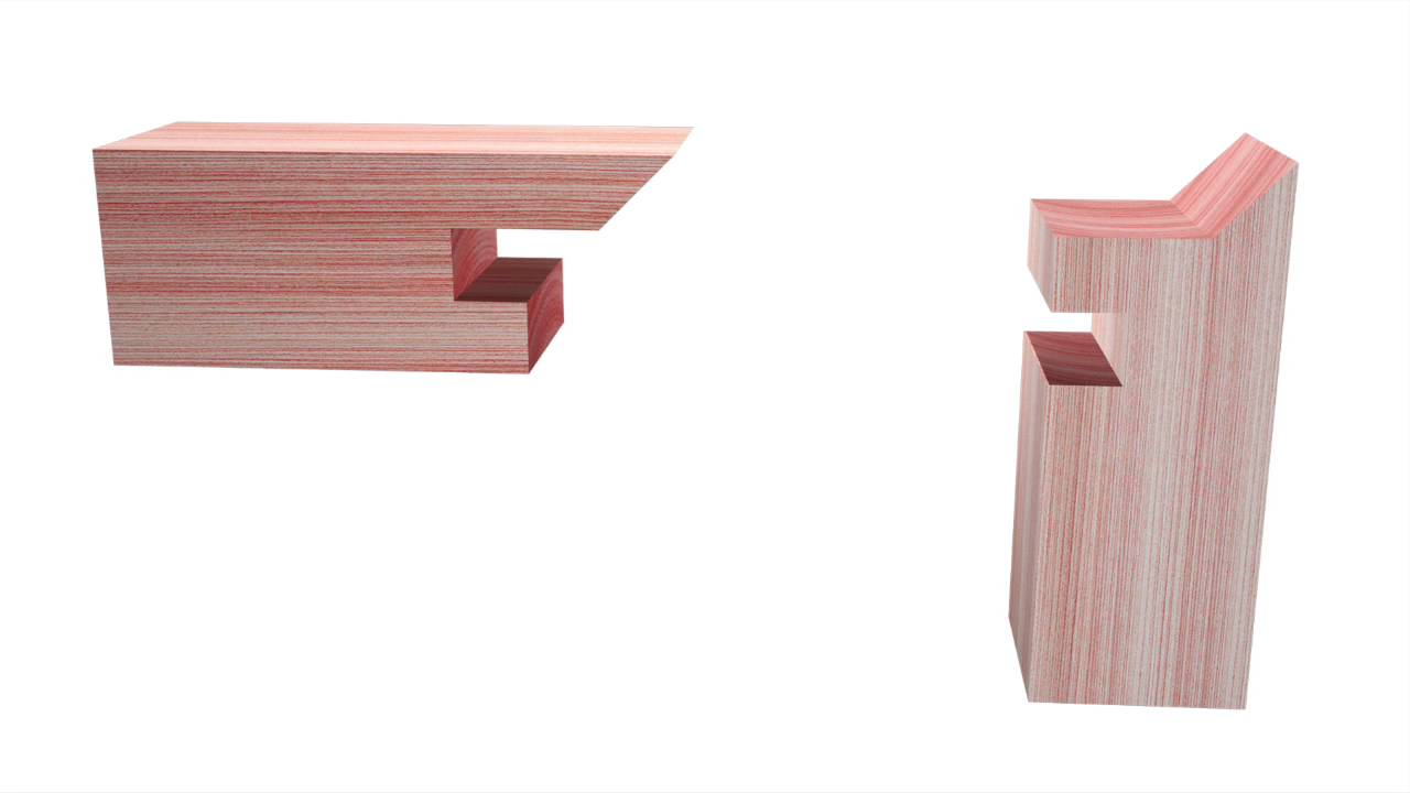 Japanese Wood Joinery - Hako Dome / Rabbeted Tenoned Miter ...