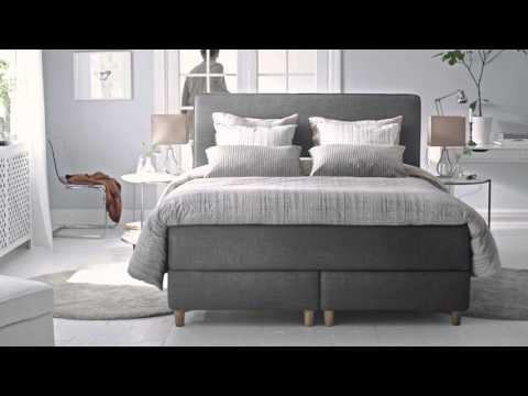 IKEA - DUNVIK: Mach der Matratze Beine - YouTube