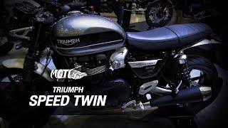 2019 Triumph Speed Twin