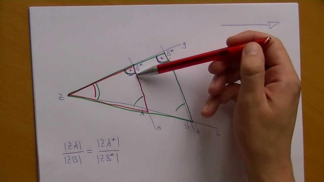 Grundgedanke trigonometrischer Funktionen - YouTube