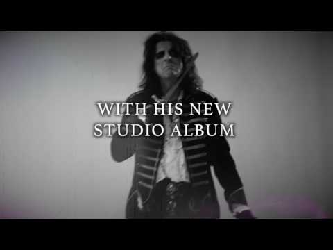 "Alice Cooper - The new album ""Paranormal"" - out July 28th, 2017!"