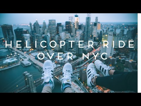 VLOG | Helicopter Ride Over NYC