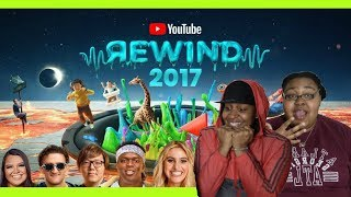 YouTube Rewind: The Shape of 2017 | #YouTubeRewind (REACTION)