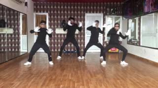 JUJU ON THAT BEAT - Zay Hilfigerrr & Zayion McCall Choreography by Randeep Singh @iirandeepsingh