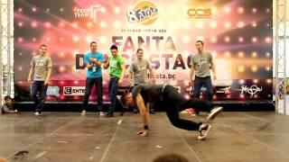 X-Energy Crew @ Fanta Dance Stage 3