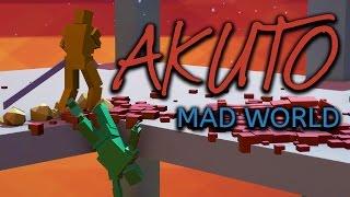 A 3D Samurai Gunn!   Akuto Mad World